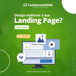 Deseja melhorar a sua Landing Page?