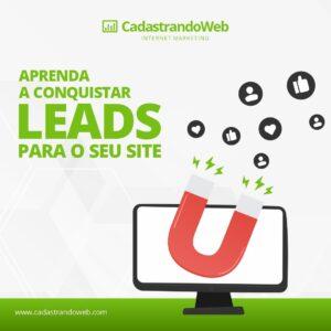 Aprenda a conquistar Leads para o seu site