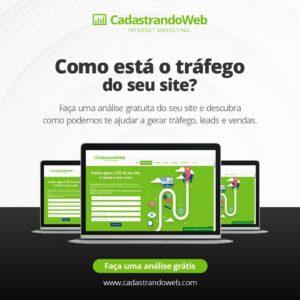 Como está o tráfego do seu site?