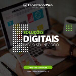 Soluções digitais para o seu negócio